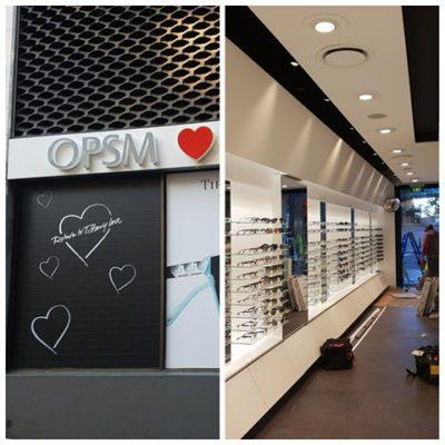 OPSM, Macquarie Square